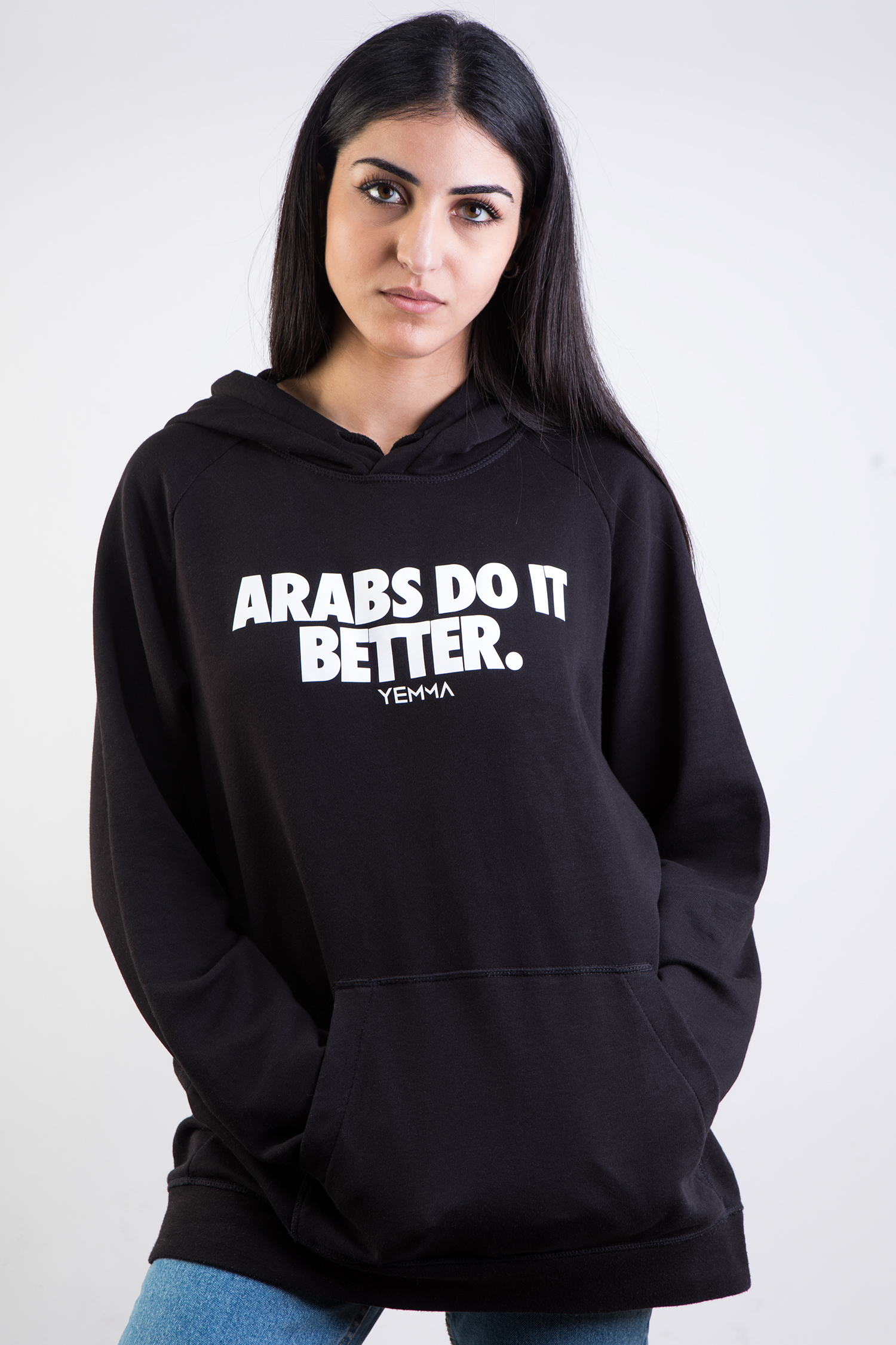 sweet coton noir - arabs do it better