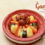 Couscous kefta - cantine gamila